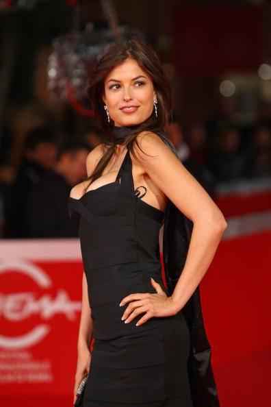 Sara Tommasi (Photo by Vittorio Zunino Celotto/Getty Images)