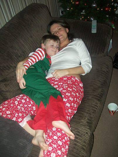 Arlene Clark 'Ricordare il vero significato del Natale'  fonte Facebook
