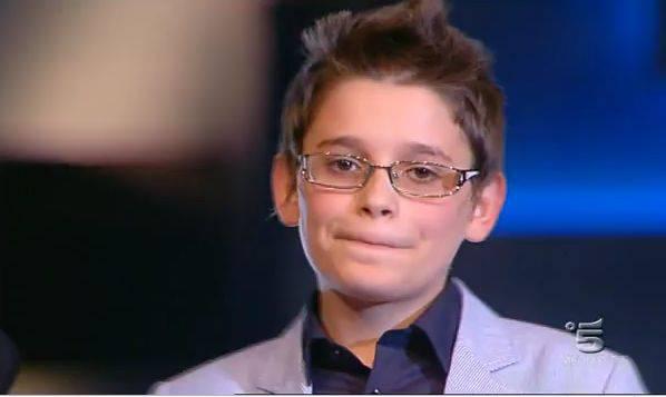 Cristian Imparato fonte screenshot Canale 5