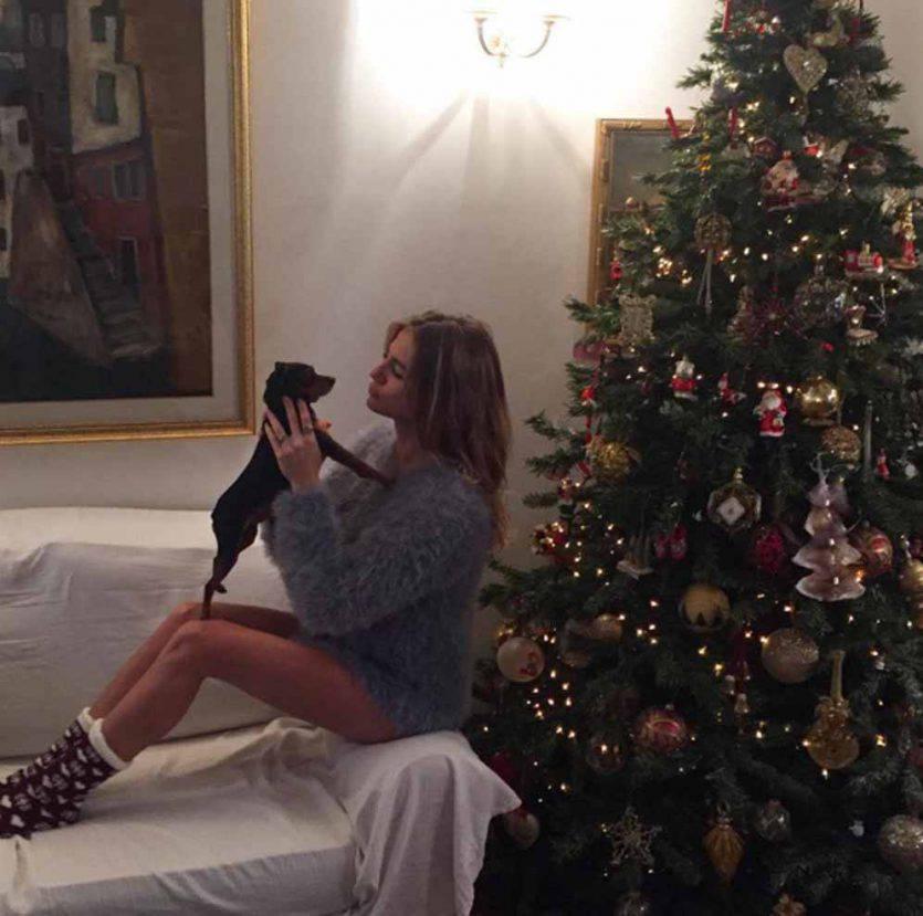 Cristina Marino nuova sex bomb per Luca Argentero fonte instagram