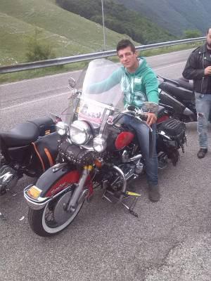 Davide Gramellini (foto profilo Facebook)