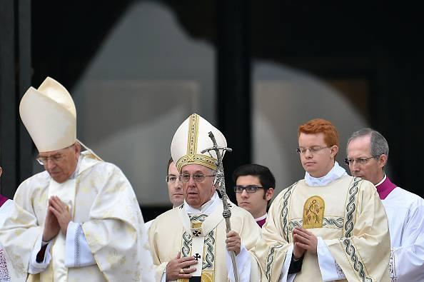 L'omelia del Papa