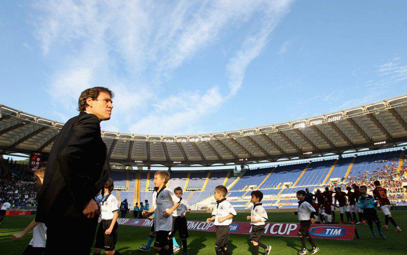 Rudi Garcia (Photo by Paolo Bruno/Getty Images)