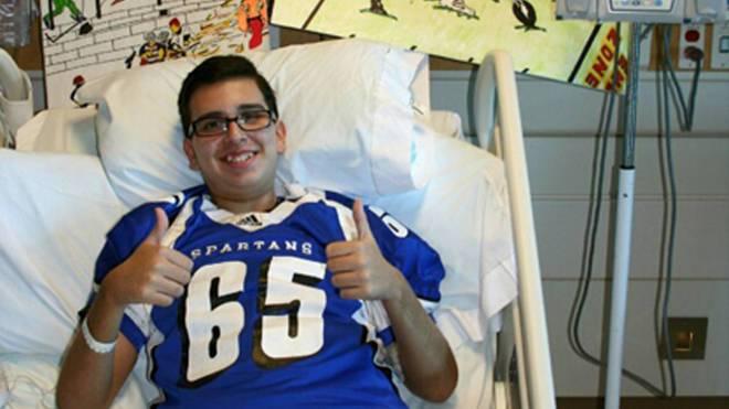Giancarlo Gil, il 14enne con il livido sospetto fonte Facebook