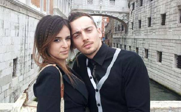 Rosaria Patrone e Giosué Ruotolo (foto dal web)