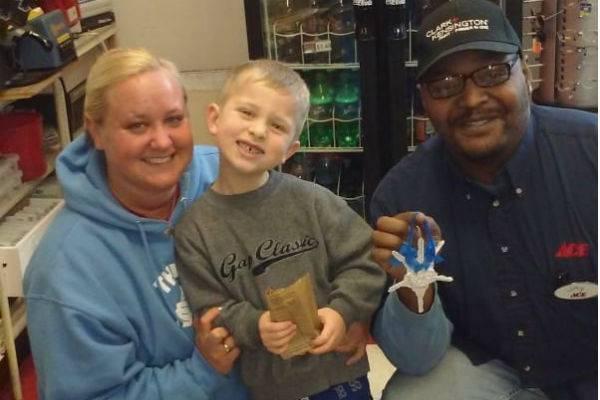 Il bimbo autistico ed il suo benefattore fonte littlething