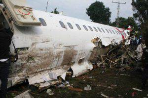 Incidente Aereo (Photo credit should read -/AFP/Getty Images)
