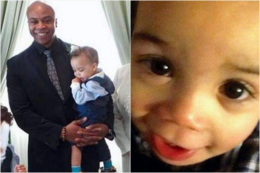 Jacob Moore, Bimbo di 18 mesi morto mentre giocava con il fratello fonte The Sun