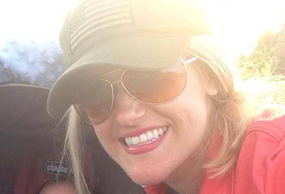Jamie-Lynne Knighten (foto Facebook)
