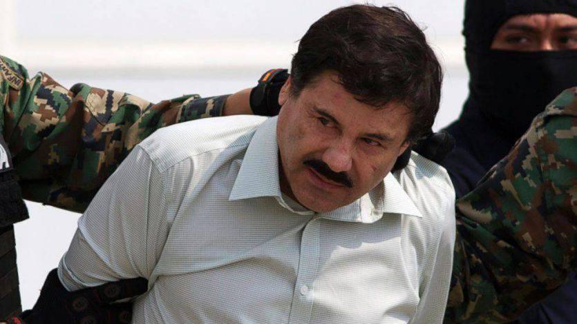 Joaquin 'El Chapo' Guzman boss della droga fonte abcnews