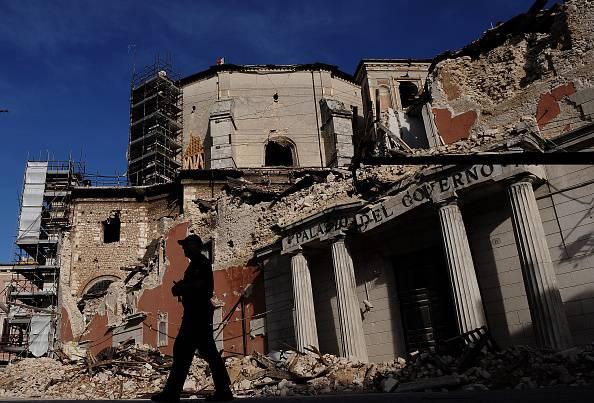 L'Aquila: un 'colpevole' per il terremoto del 2009