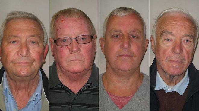 La banda di anziani fonte bbc