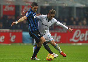 Inter Lazio (Photo by Marco Luzzani/Getty Images)