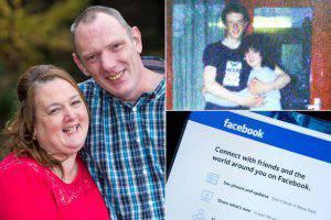 Separati da adolescenti si ritrovano su facebook e si sposano dopo 33 anni