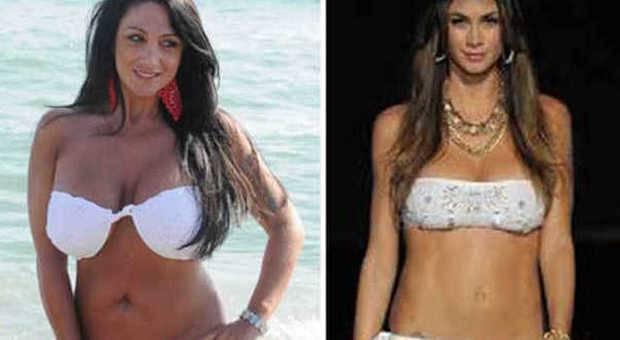 Marika Fruscio contro Melissa Satta fonte ilmattino