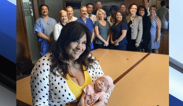 Muore durante il parto fonte ABCnews