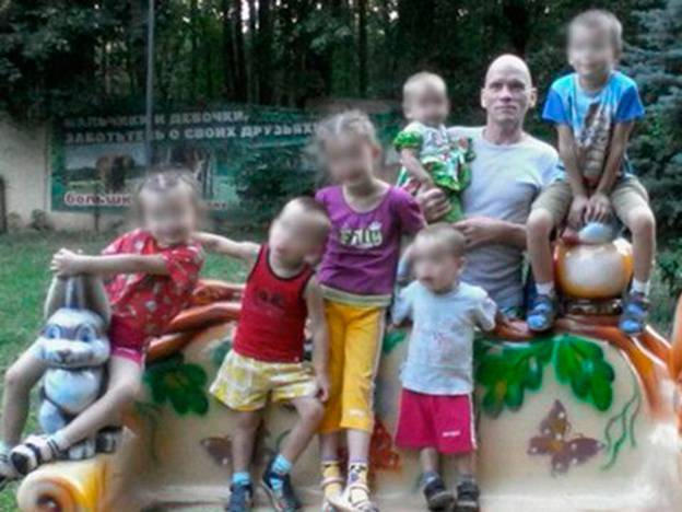 Oleg Belov ha massacrato moglie e sei figli fonte Rioja24