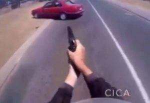 Inseguimento da film lungo le strade del Sudafrica (Video)