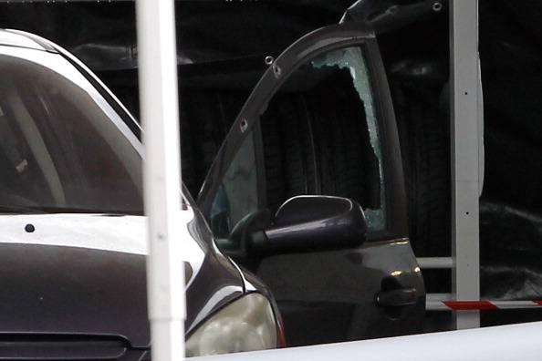 Furto d'auto (PASCAL POCHARD-CASABIANCA/AFP/Getty Images)