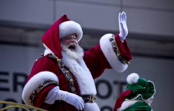 Babbo Natale (Kena Betancur/Getty Images)