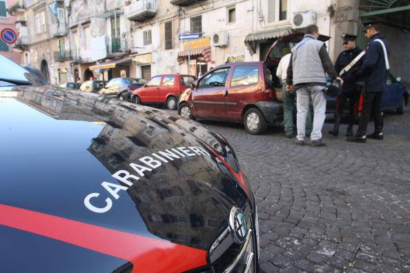 Carabinieri (MARIO LAPORTA/AFP/Getty Images)