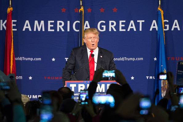 Donald Trump (Sean Rayford/Getty Images)