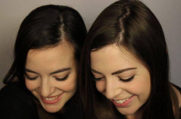 L'incontro di Niamh con la 'gemella' italiana (Youtube)