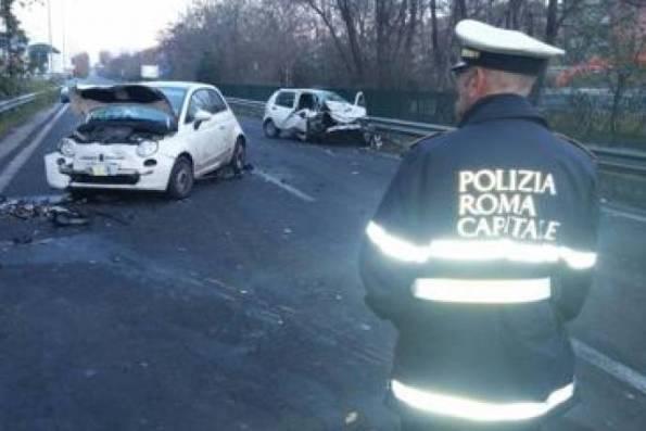Incidente a Roma