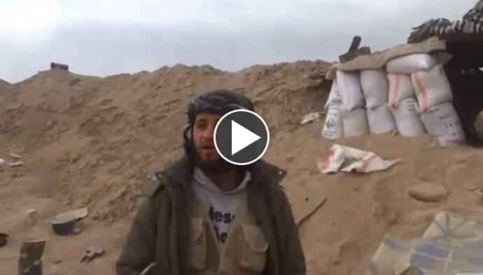 jihadista colpito da un missile fonte youtube