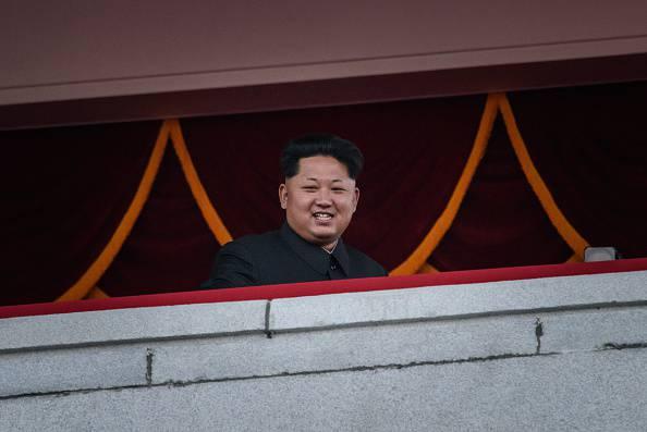 Kim Jong-un (ED JONES/AFP/Getty Images)