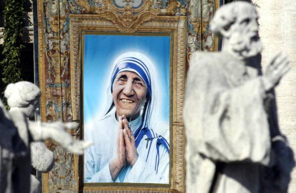 Madre Teresa di Calcutta (Franco Origlia/Getty Images)