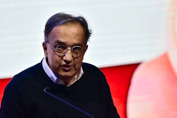 Sergio Marchionne (GIUSEPPE CACACE/AFP/Getty Images)