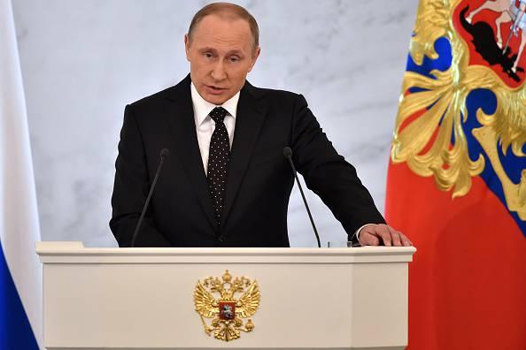 Vladimir Putin (KIRILL KUDRYAVTSEV/AFP/Getty Images)