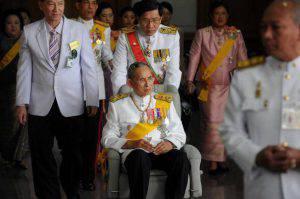cane del re Bhumibol Adulyadej