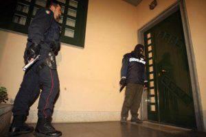 Carabinieri(Photo credit should read MARIO LAPORTA/AFP/Getty Images)