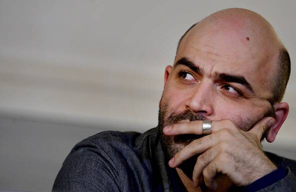 Roberto Saviano (TIZIANA FABI/AFP/Getty Images)