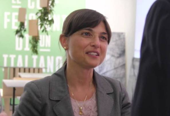 Debora Serracchiani (Youtube)