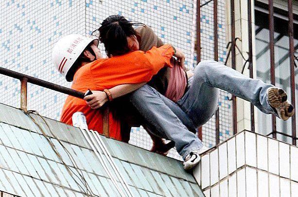 Tentato suicidio (Getty Images)