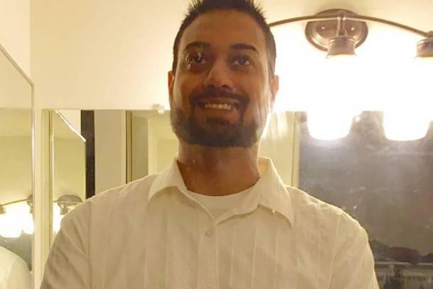 Un selfie di Syed Farook (websource)