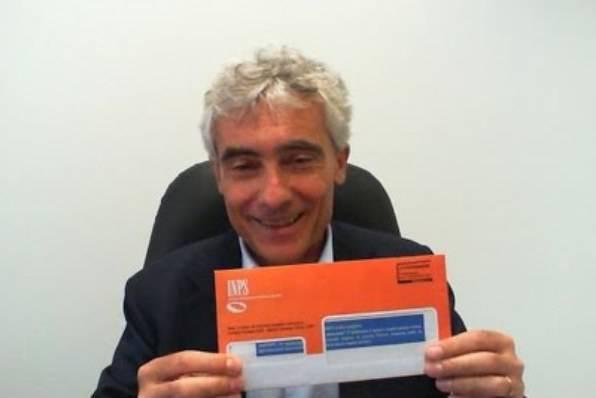 Tito Boeri e la busta arancione (Youtube)