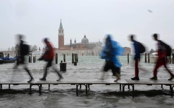 Enea: Italia presto sommersa dai mari