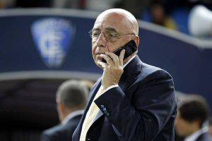 Adriano Galliani (Photo by Gabriele Maltinti/Getty Images)