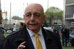 Adriano Galliani (Photo by Dino Panato/Getty Images)