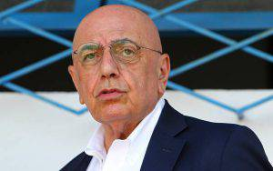 Adriano Galliani (Photo by Marco Luzzani/Getty Images)