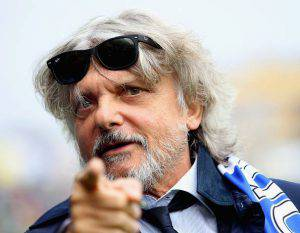 Massimo Ferrero (Photo by Paolo Bruno/Getty Images)