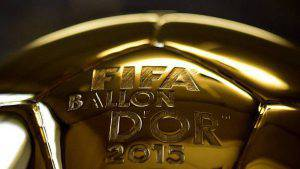 Pallone d'Oro (Photo credit should read FRANCK FIFE/AFP/Getty Images)