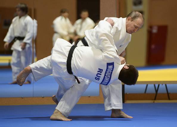 Putin, importante riconoscimento ad uno sportivo italiano