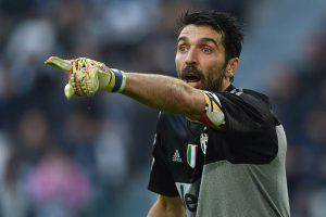 Gigi Buffon  (Photo by Valerio Pennicino/Getty Images)