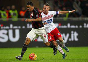 Carlos Bacca (Photo by Marco Luzzani/Getty Images)