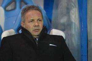 Sinisa Mihajlovic (Photo credit should read ANDREAS SOLARO/AFP/Getty Images)
